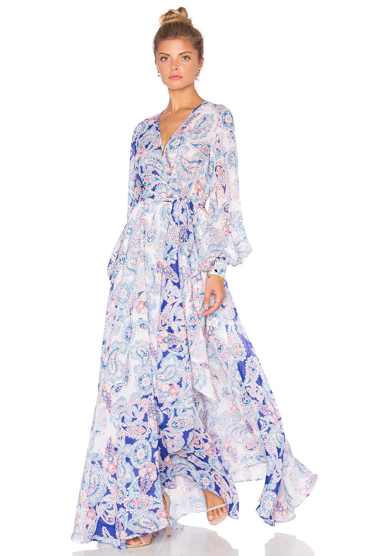 98e5dabb2216 Yumi Kim Giselle Maxi Dress in Paisley Love | REVOLVE