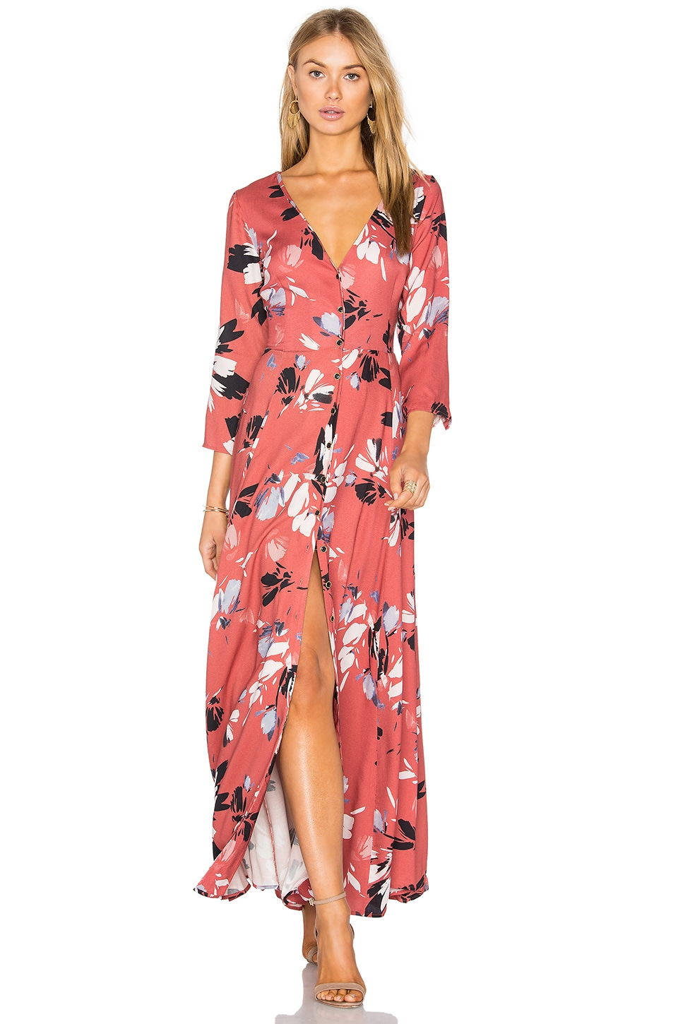 Brooklyn Maxi Dress by Yumi Kim
