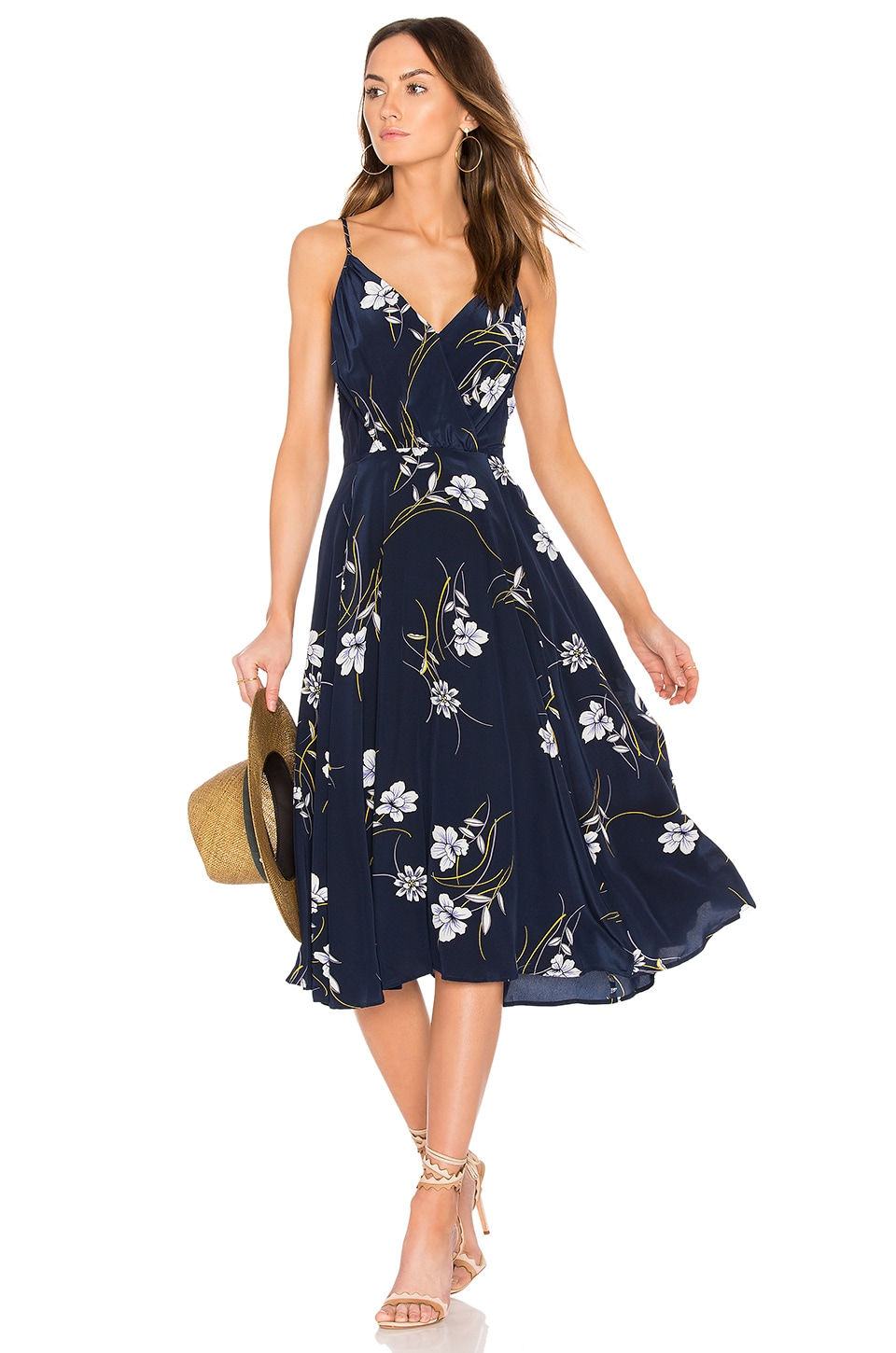 Yumi Kim Fit & Flare Dress in Delia's Dream