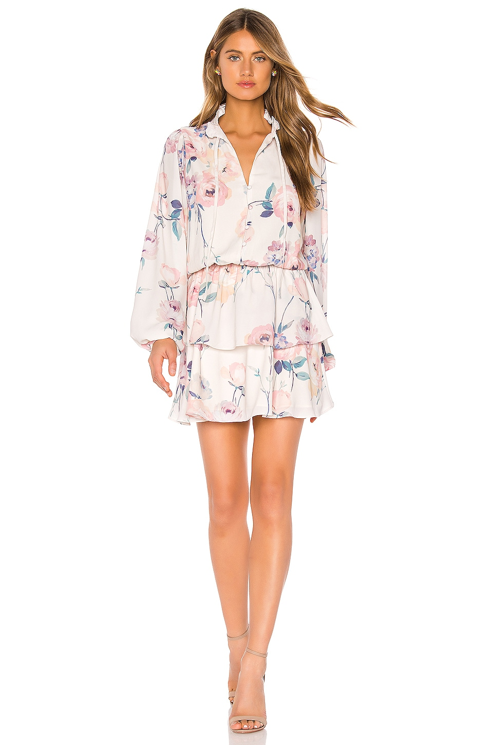 Yumi Kim MINI VESTIDO DE FLORES LOVE ALWAYS