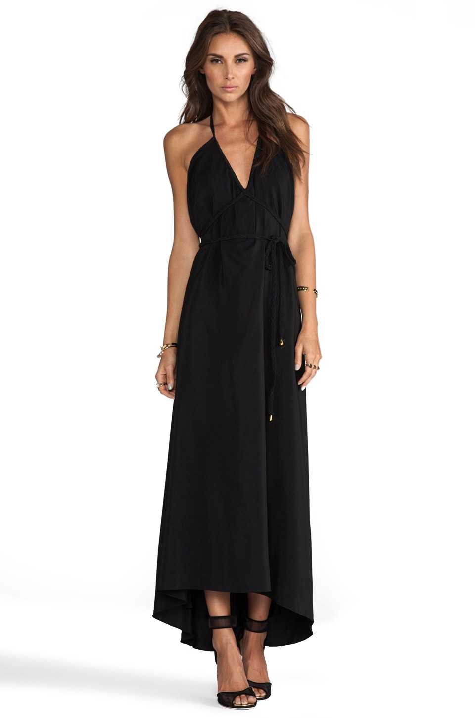 Yumi Kim Sasha Maxi Dress in Black