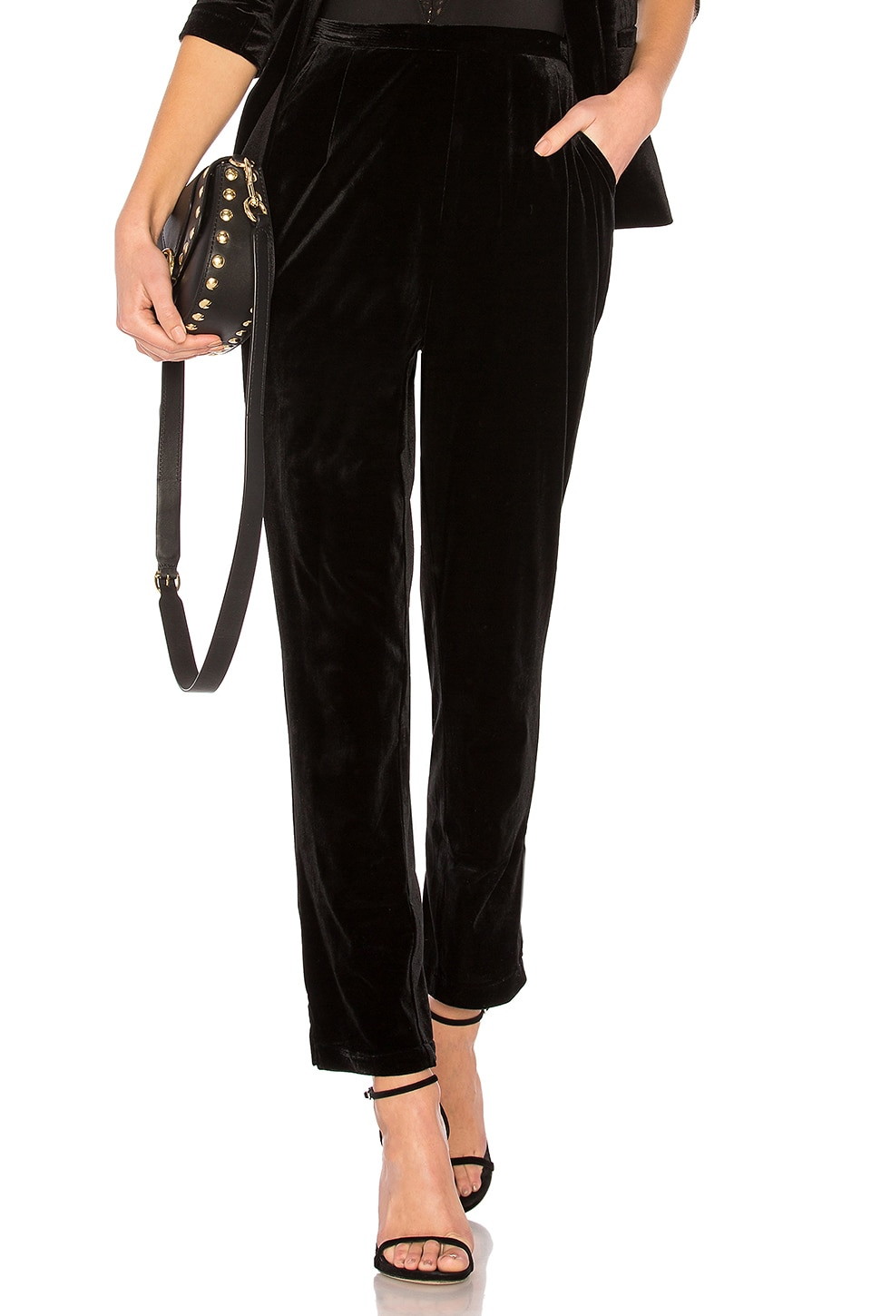 Yumi Kim City Slicker Pants in Black