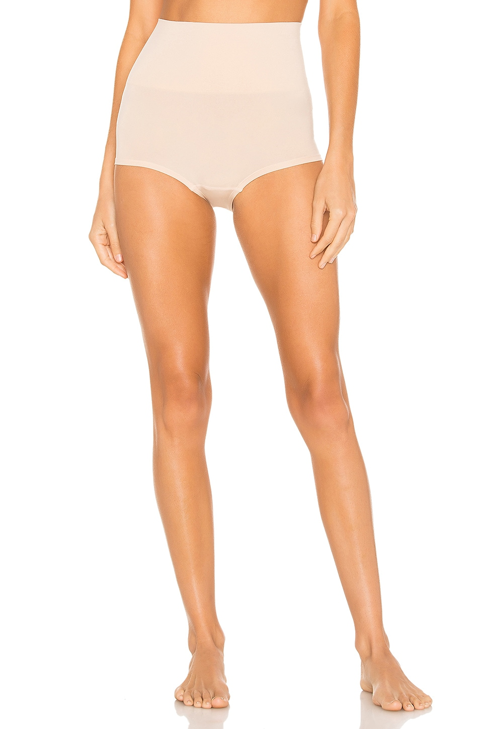 Yummie Ultralight Girl Short en Frappe