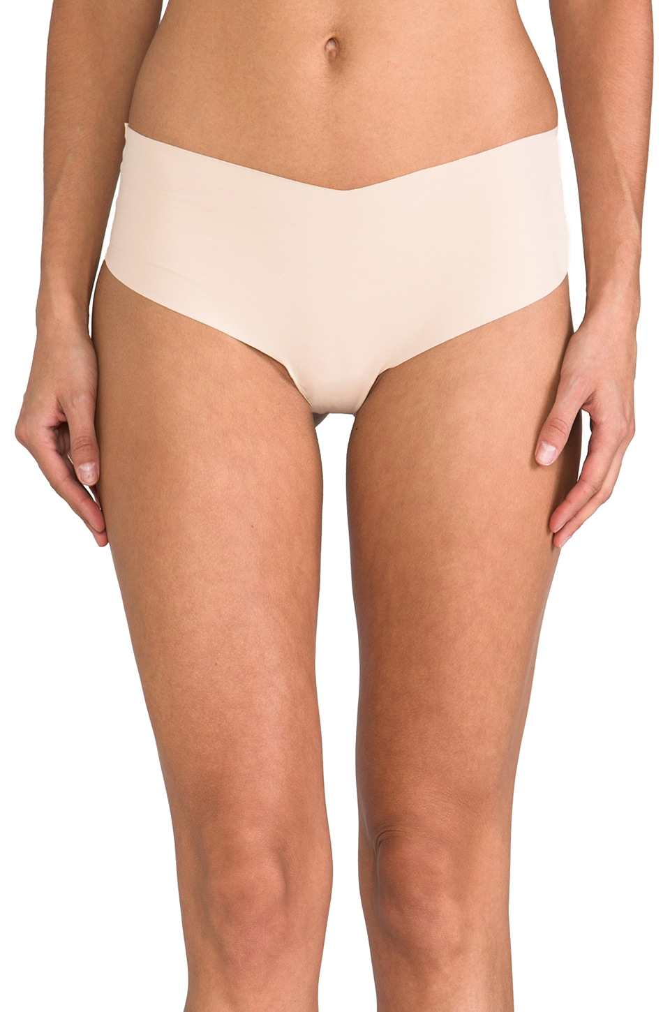 Yummie by Heather Thomson Ivy Thong in Nude