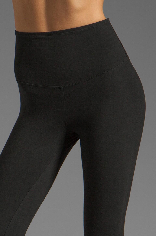 Yummie by Heather Thomson Breathe & Stretch Milan Legging in Black