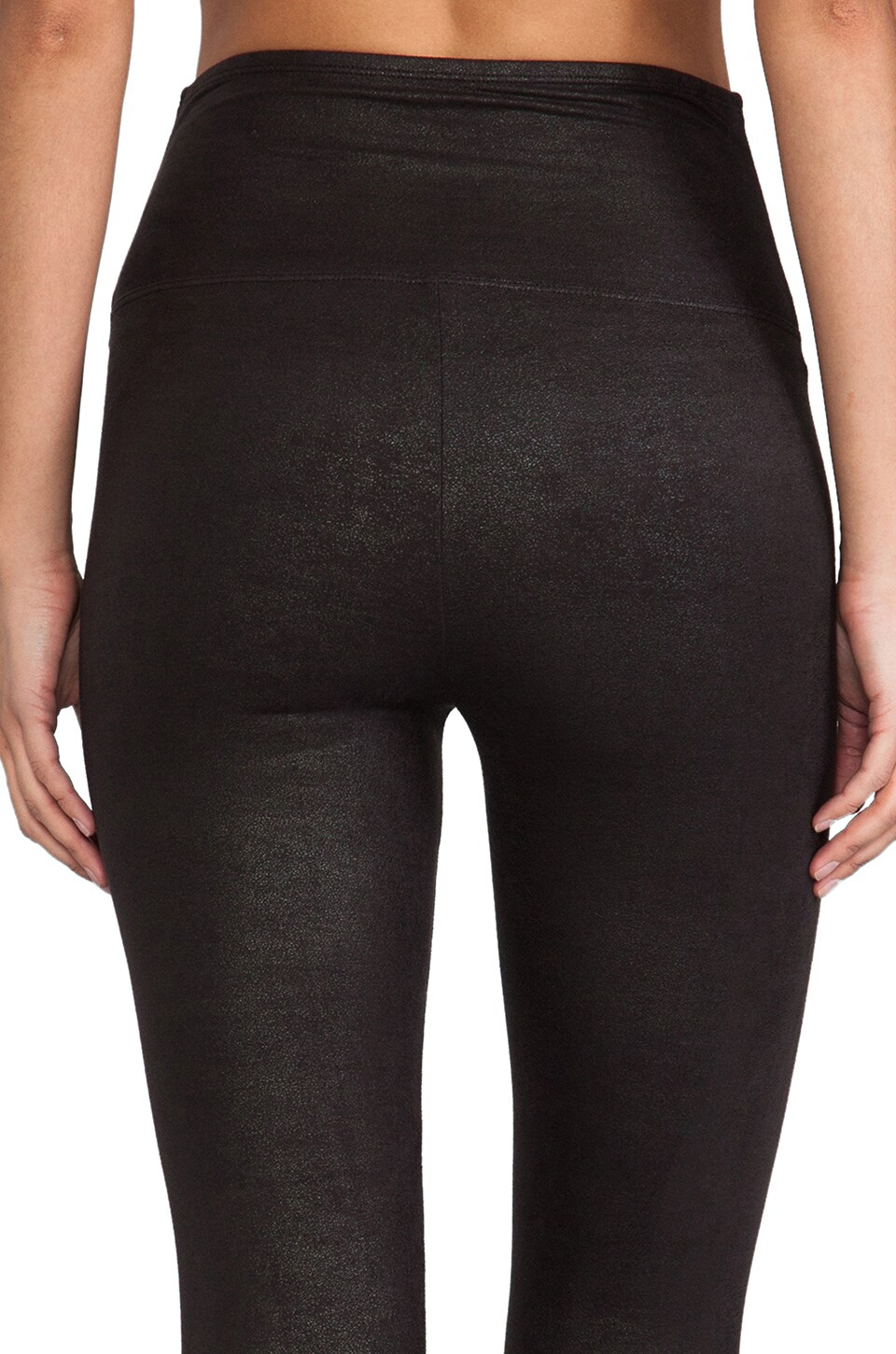 Yummie by Heather Thomson Jade Legging in Black