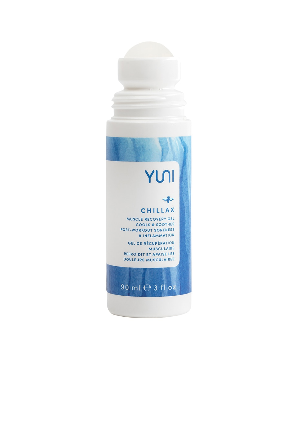 YUNI BEAUTY Chillax Muscle Recovery Gel in Beauty: Na