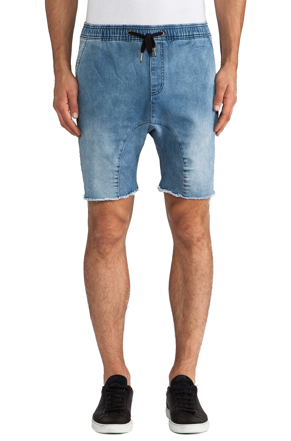 Zanerobe Sureshot Short in Dirty Indigo