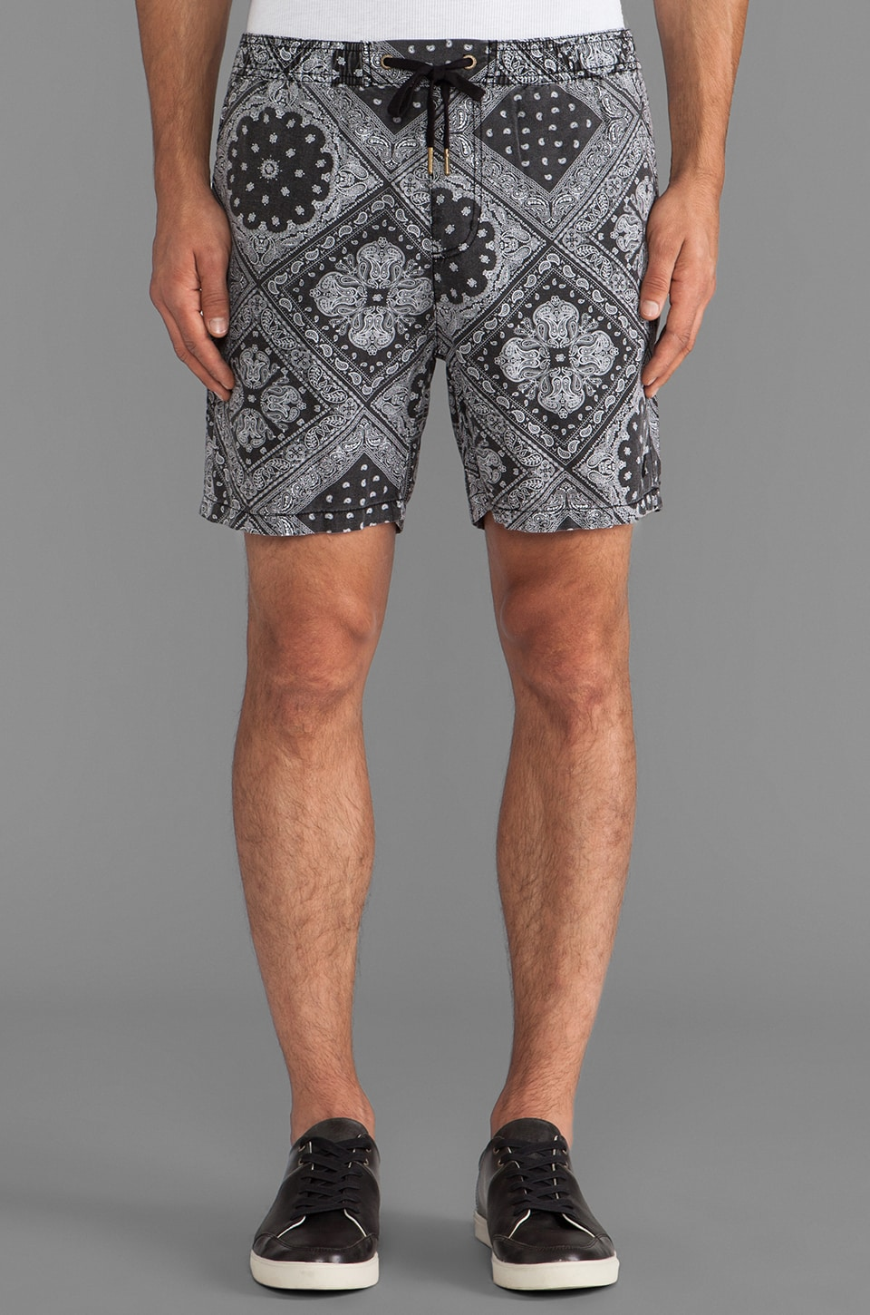 Zanerobe Tulum Short in Black