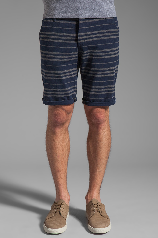 Zanerobe Colt Short in Denim Stripe