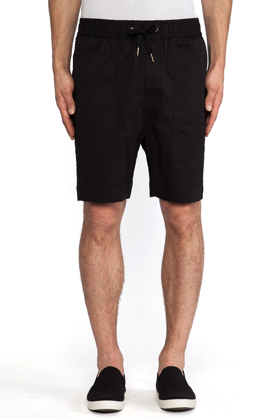 Zanerobe Gabe Short in Black