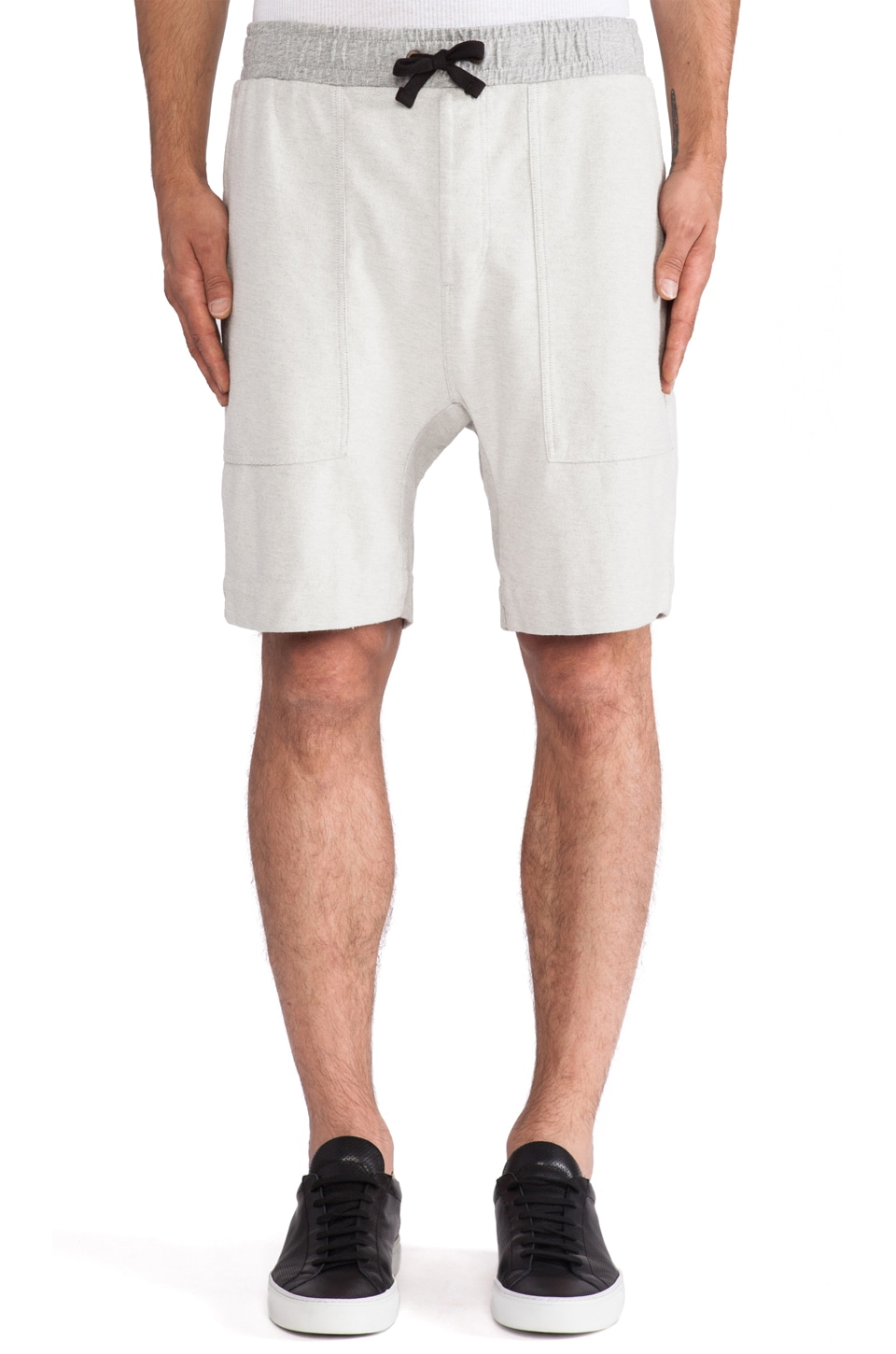 Zanerobe Knit Gabe Short in Loopback