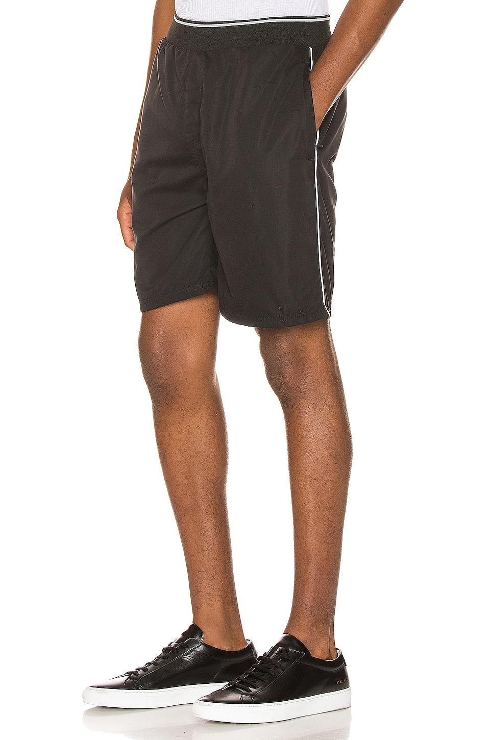 Zanerobe Jumpa Short in Black