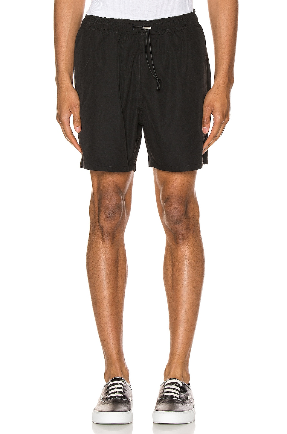 Zanerobe Zephyr Tech Short in Black