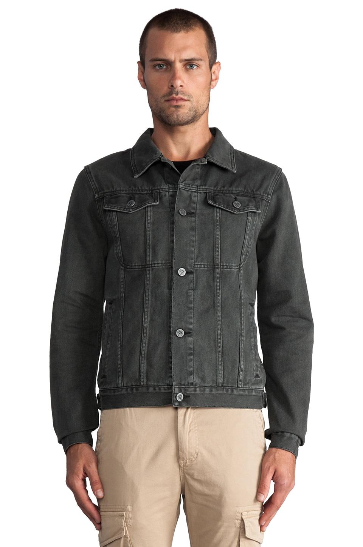 Zanerobe DiMarco Jacket in Washed Black