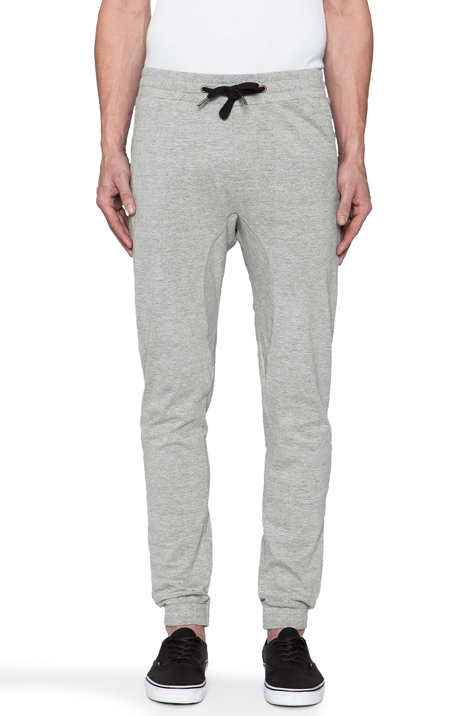Zanerobe Das Buro Pant in Light Grey Marle