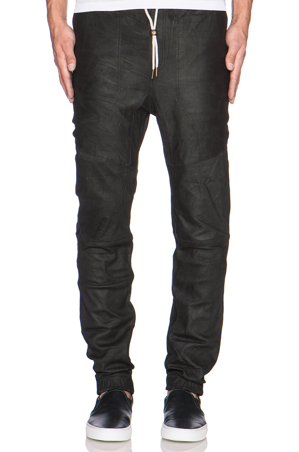 Zanerobe PANTALON LEATHER SURESHOT