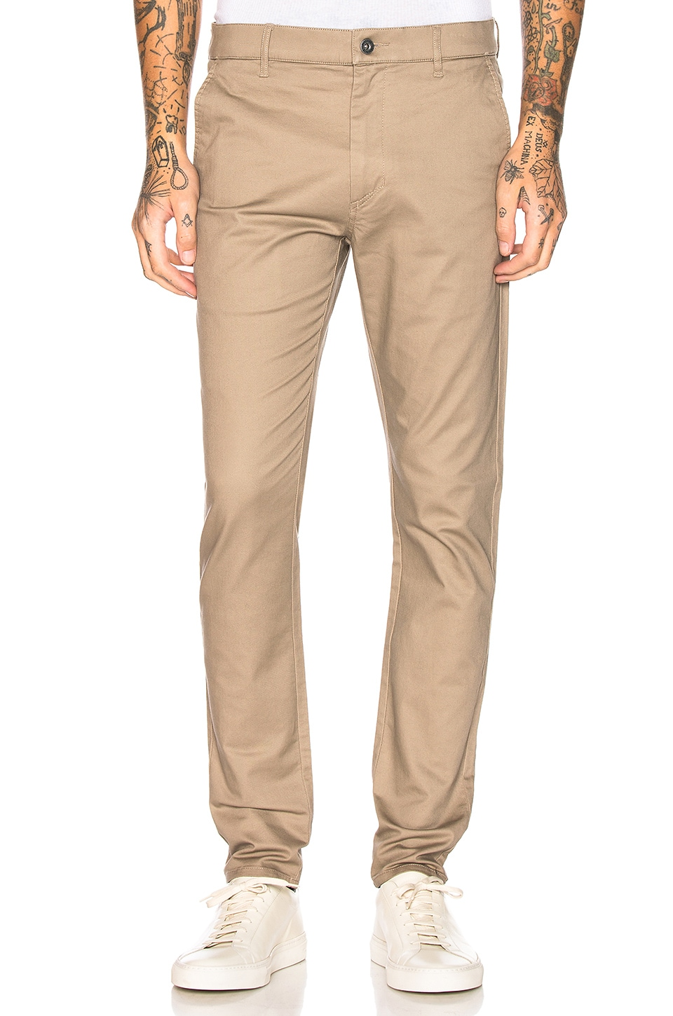 Zanerobe Snapshot Chino in Tan