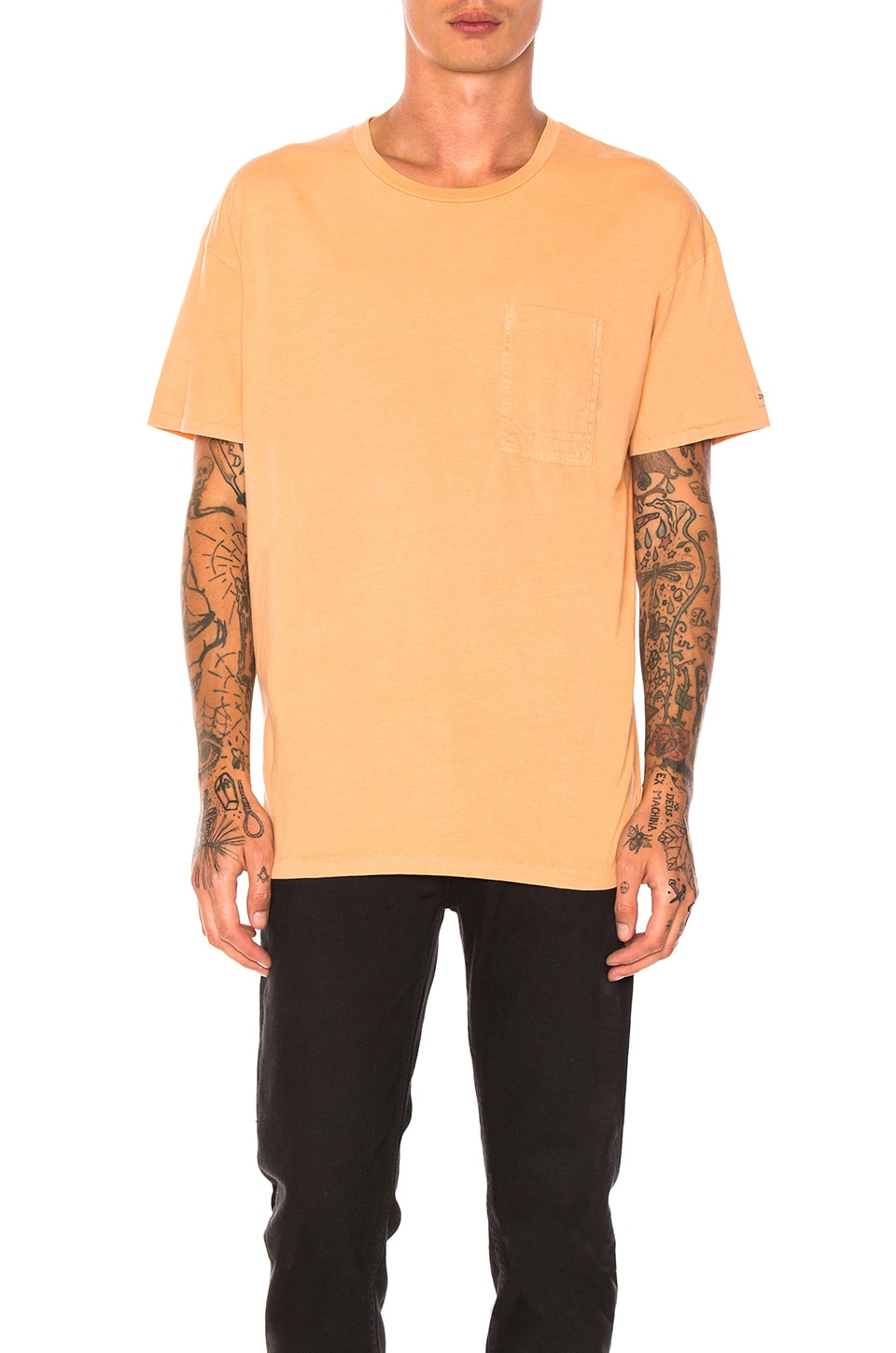 Rugger Pocket Tee by Zanerobe
