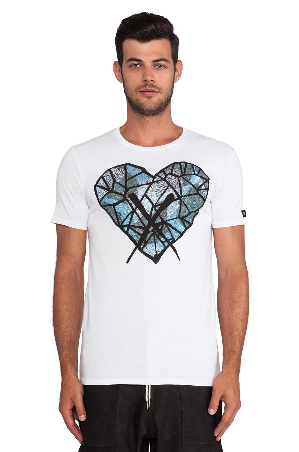Zanerobe Non-Love Tee in White