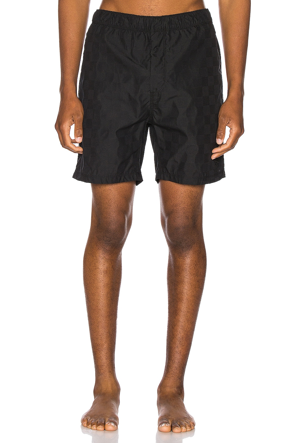 Zanerobe Checkerboard Laguna Short en Black