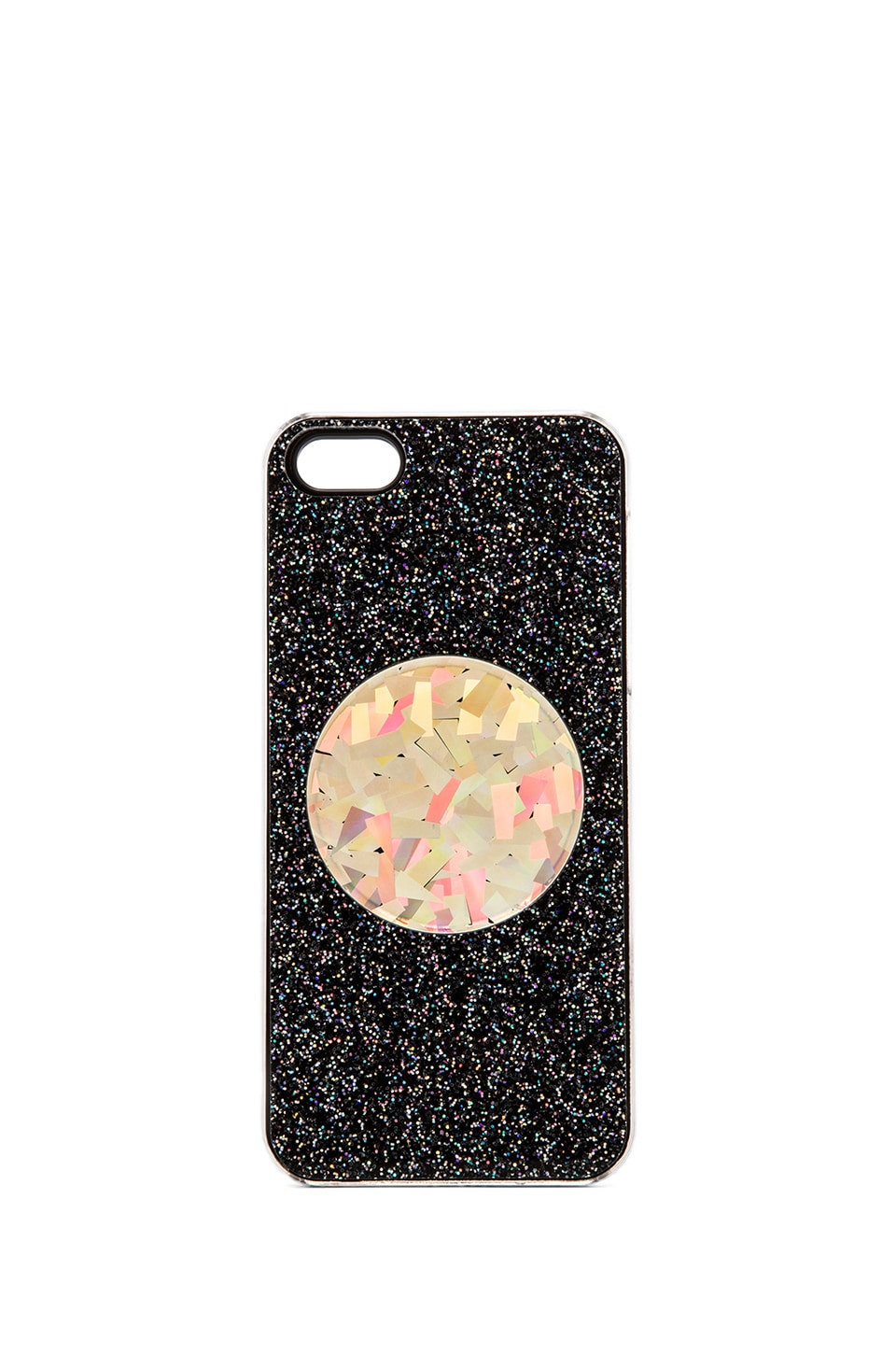 ZERO GRAVITY Jupiter iPhone 5 Case in Glitter