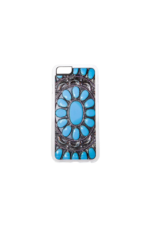 ZERO GRAVITY Desert Gem IPhone 6 Case in Turquoise