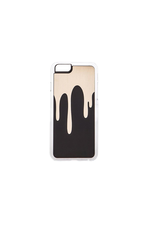 ZERO GRAVITY Dripped iPhone 6/6s Case in Black