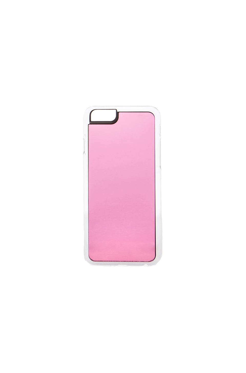 ZERO GRAVITY Mirror IPhone 6 Case in Pink