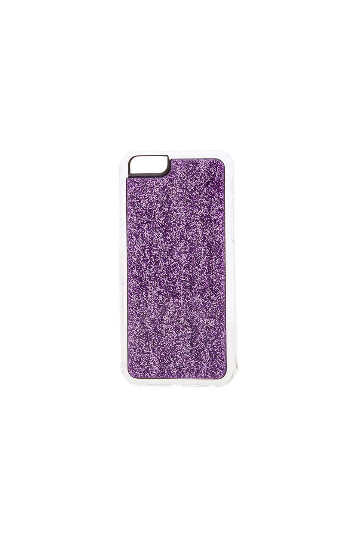 ZERO GRAVITY Haze iPhone 6 Case in Purple Glitter