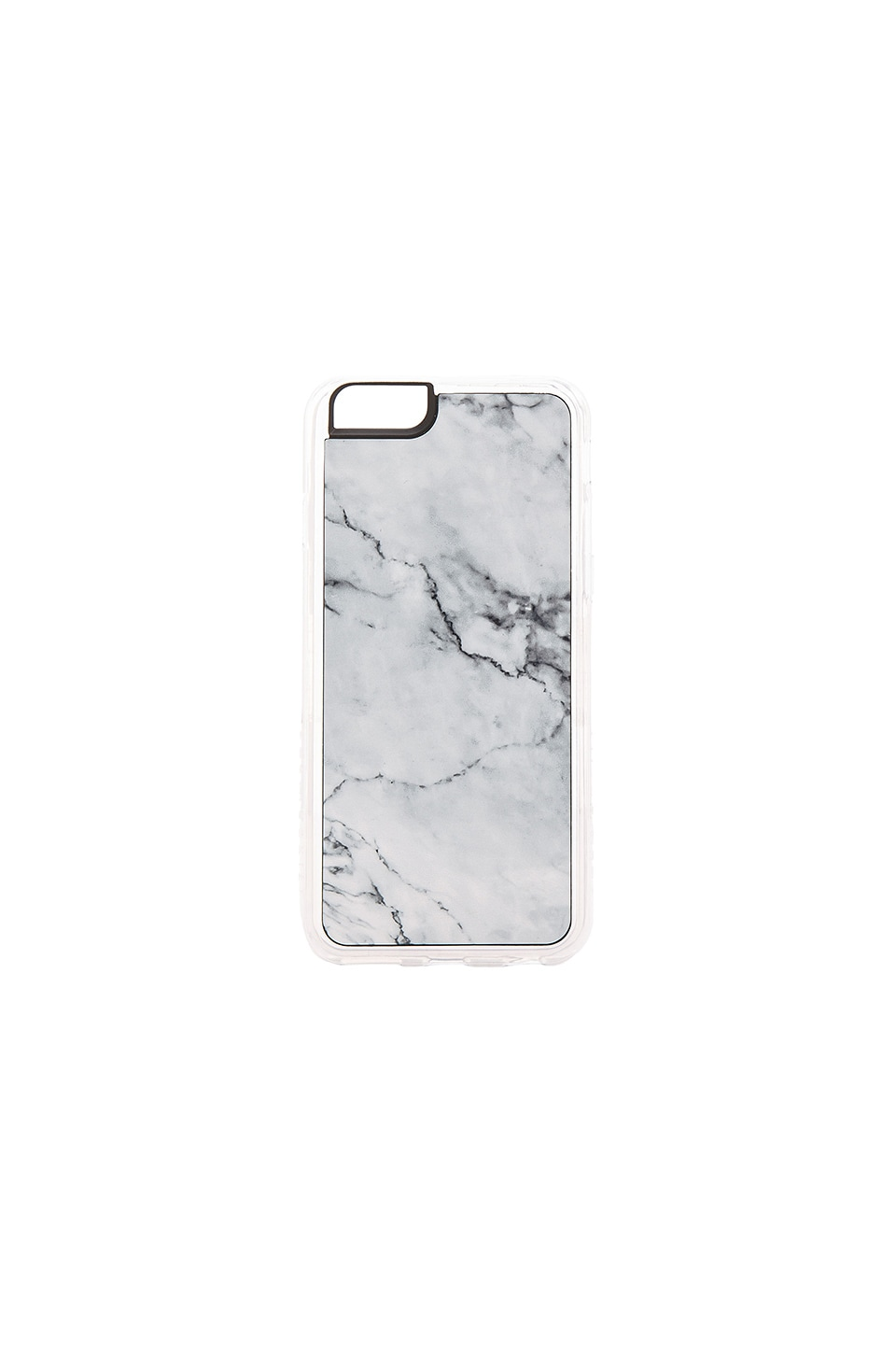 ZERO GRAVITY Stoned iPhone 6/6s Case in Grey & White