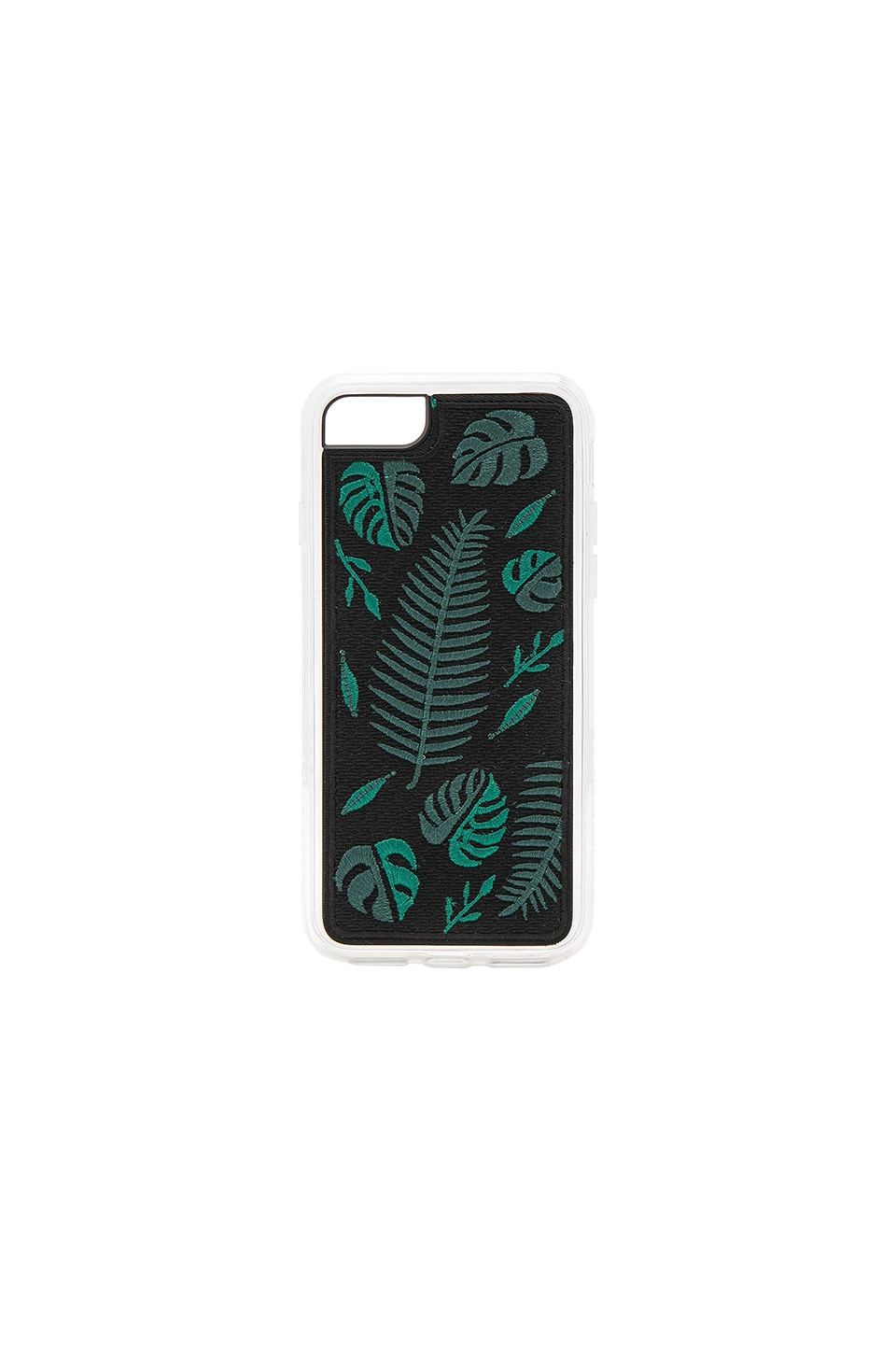Fern Embroidered iPhone 6/7 Case by Zero Gravity