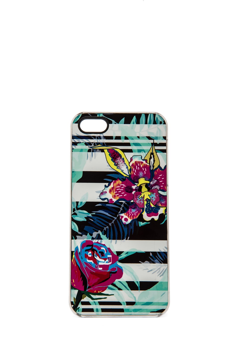 ZERO GRAVITY Tropics iPhone 5 Case in Multi
