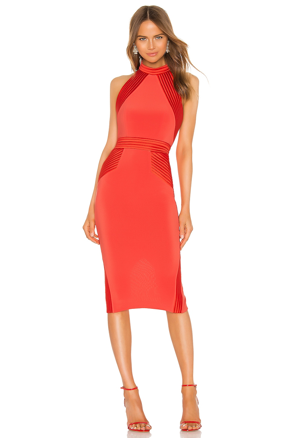 Zhivago Algeny Dress in Orange