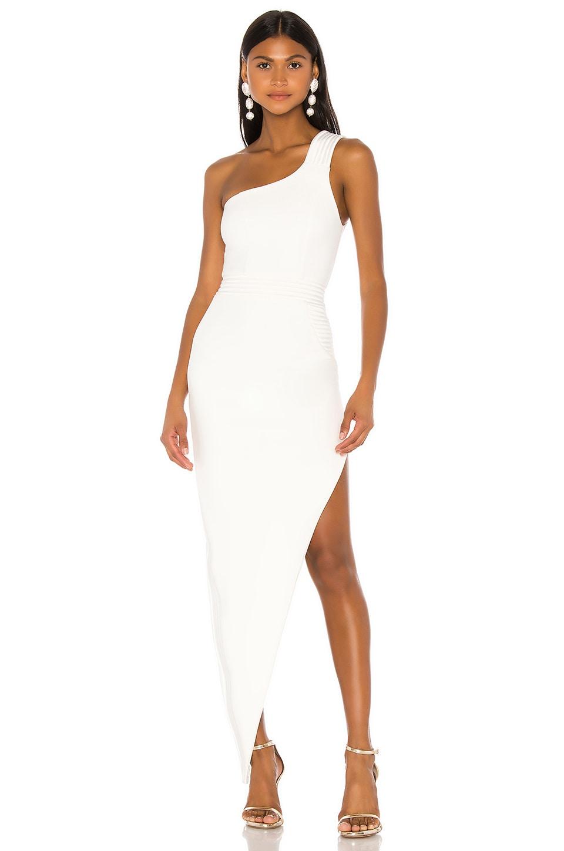 Zhivago Meda Gown in White