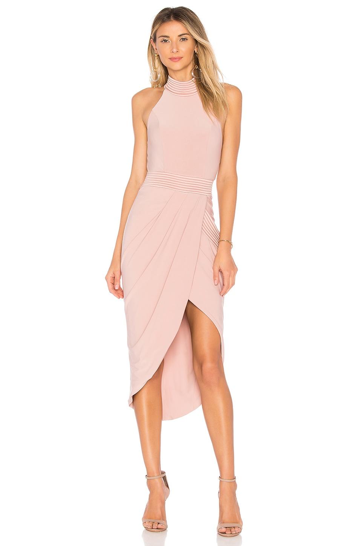 Zhivago Miracle Dress in Blush