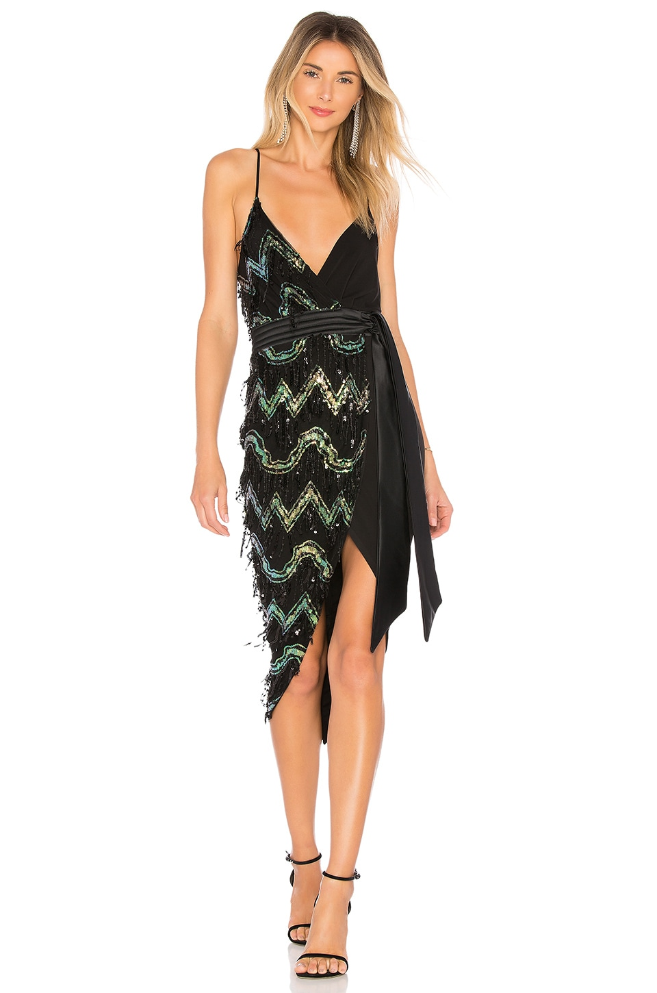 Zhivago Dont Look Down Dress in Black