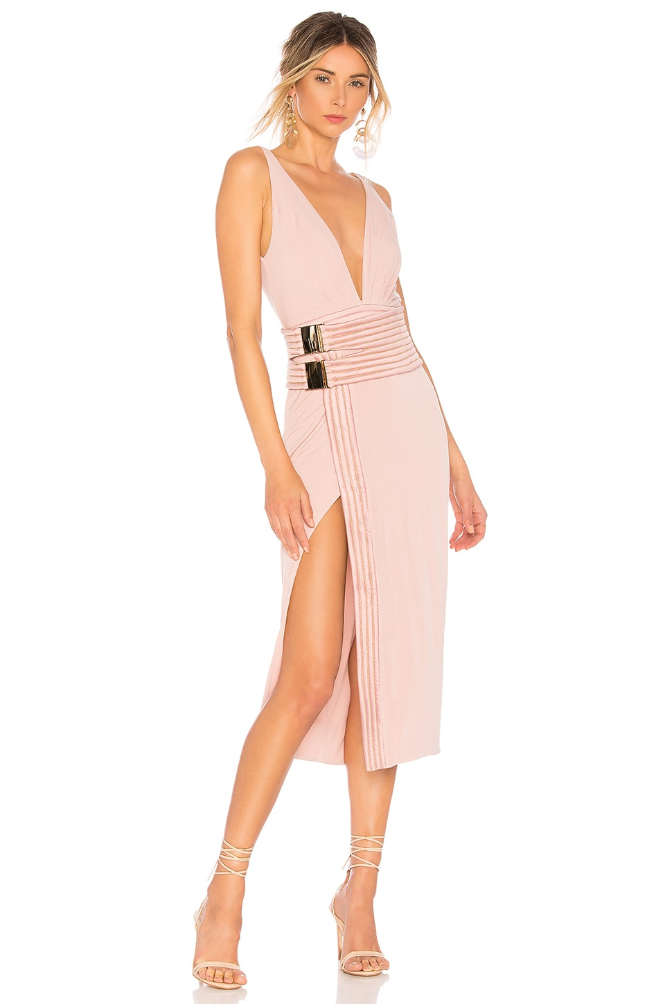 Zhivago Le Loft Dress in Blush