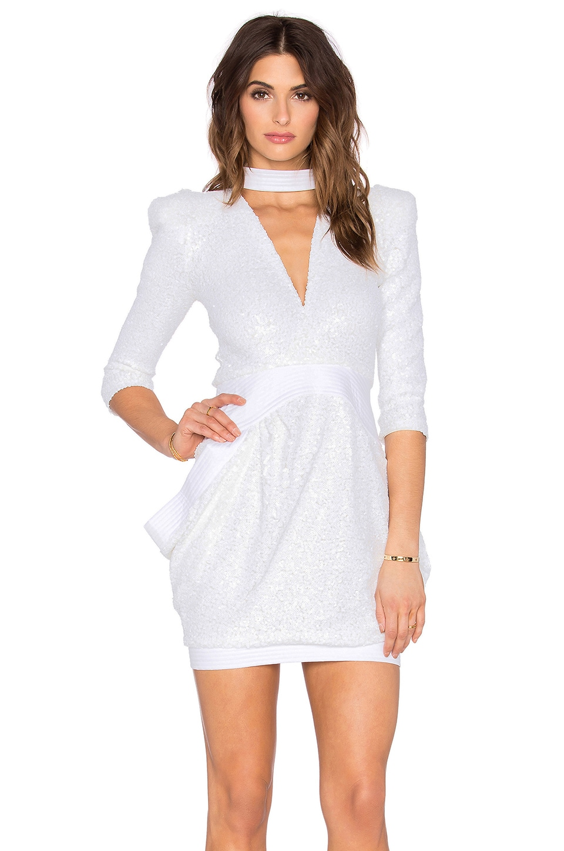 Zhivago The Risen One Dress in White