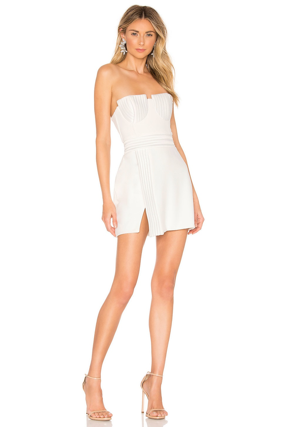 Zhivago Fairmont Dress in White