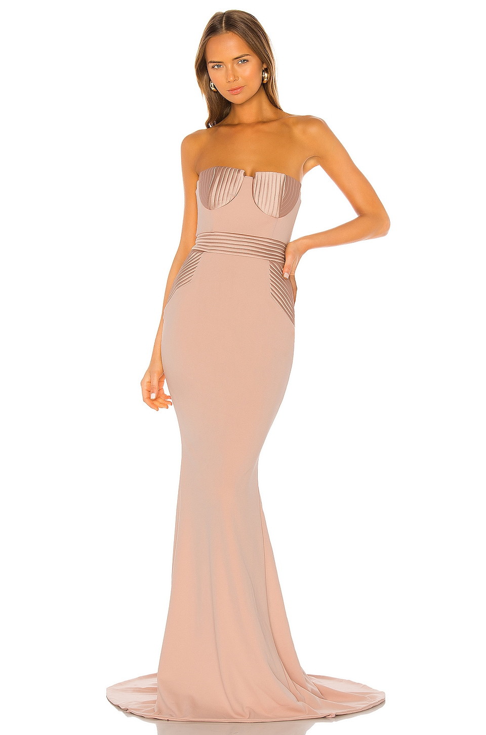Zhivago Fairmont Gown in Dawn