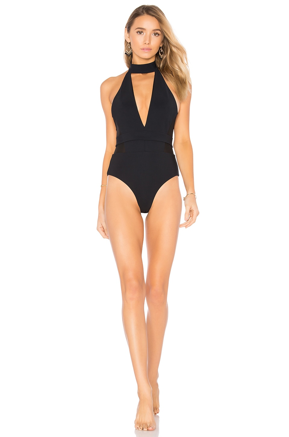 Zigilane KKW One Piece in Black