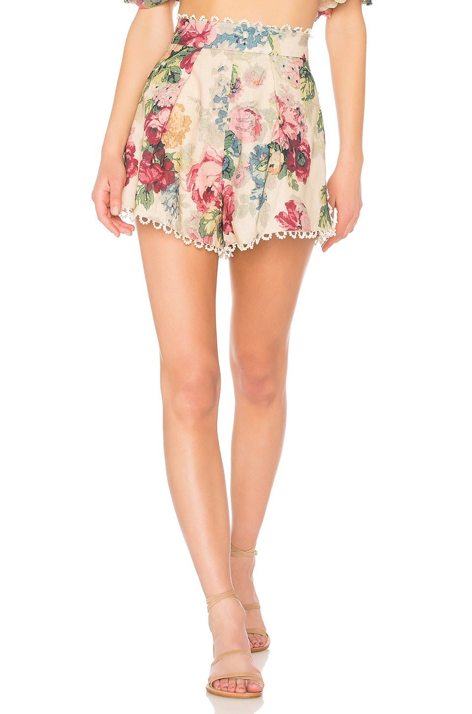 Melody High Waisted Short