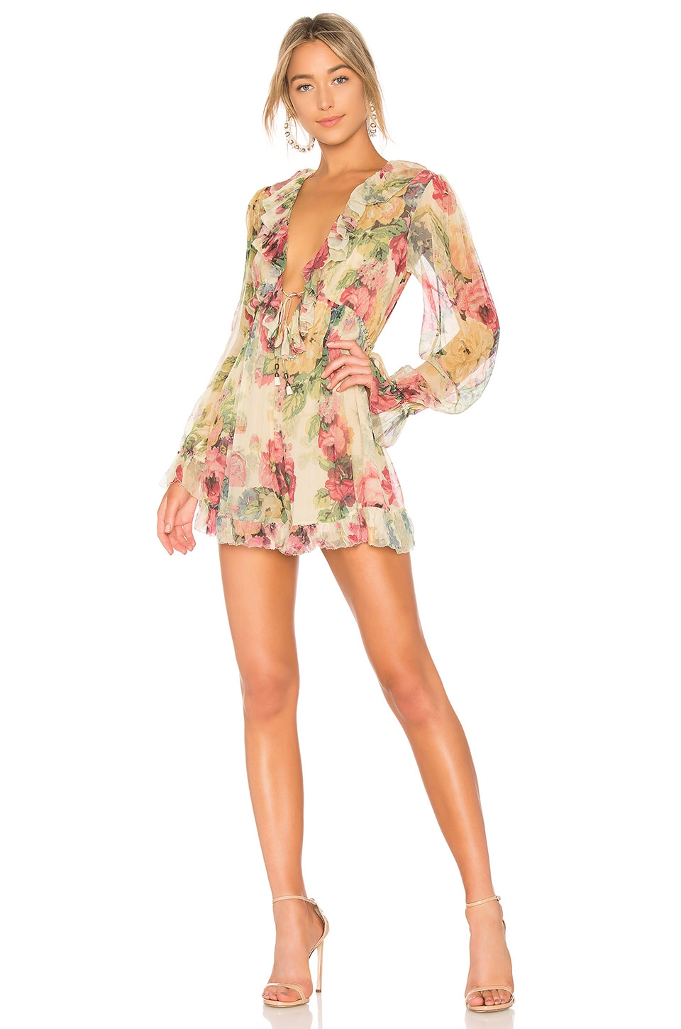 Melody Floating Playsuit