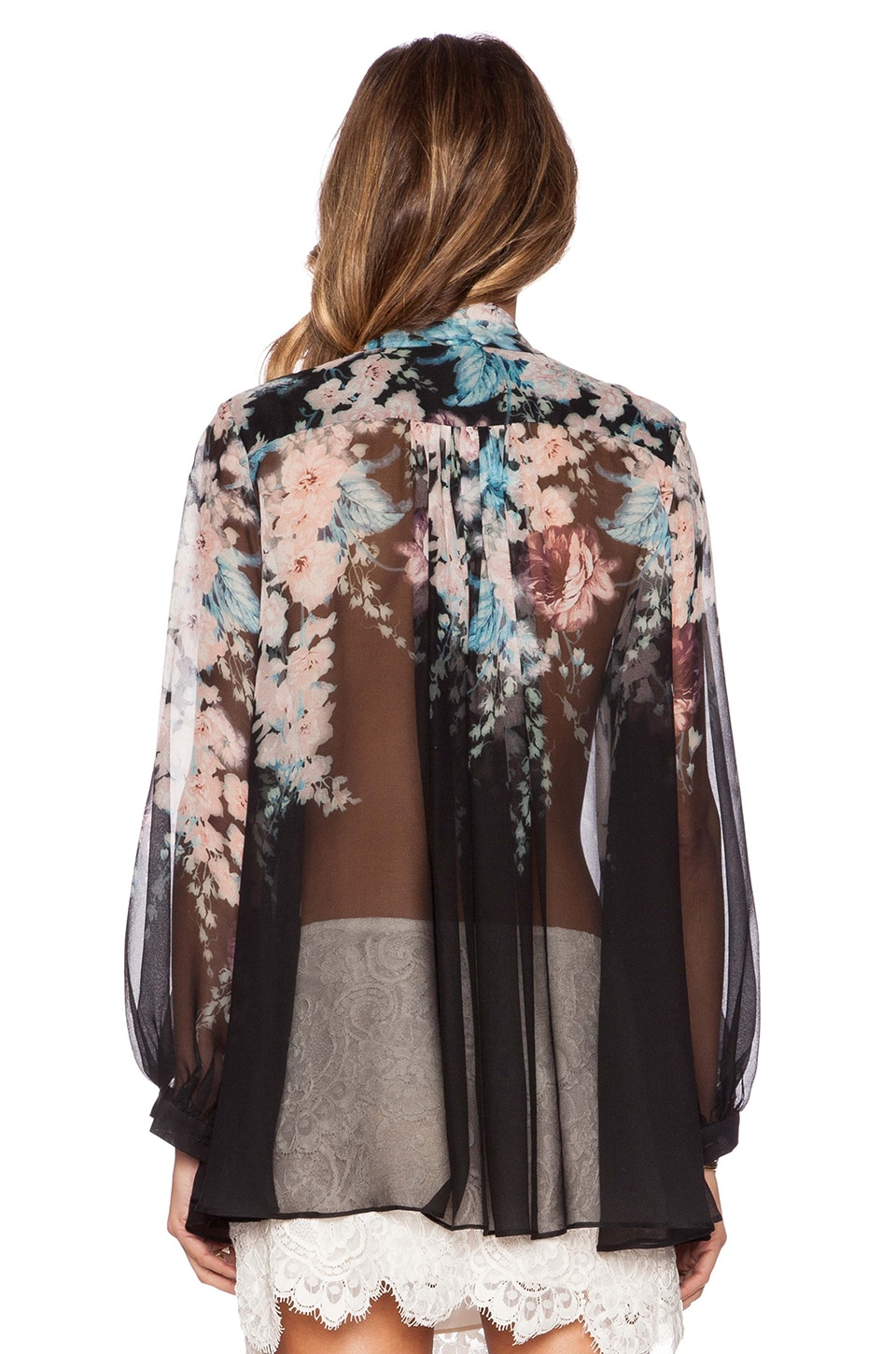 Zimmermann Floral Blouse 25