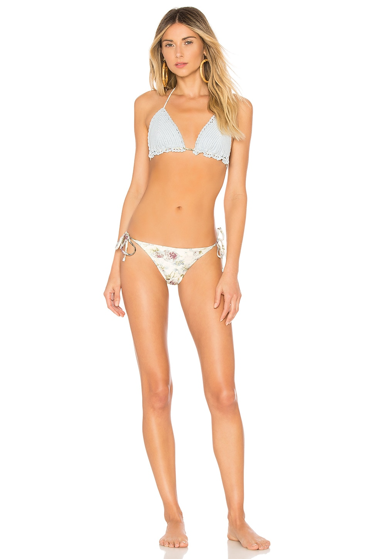 Iris Crochet Bikini Set