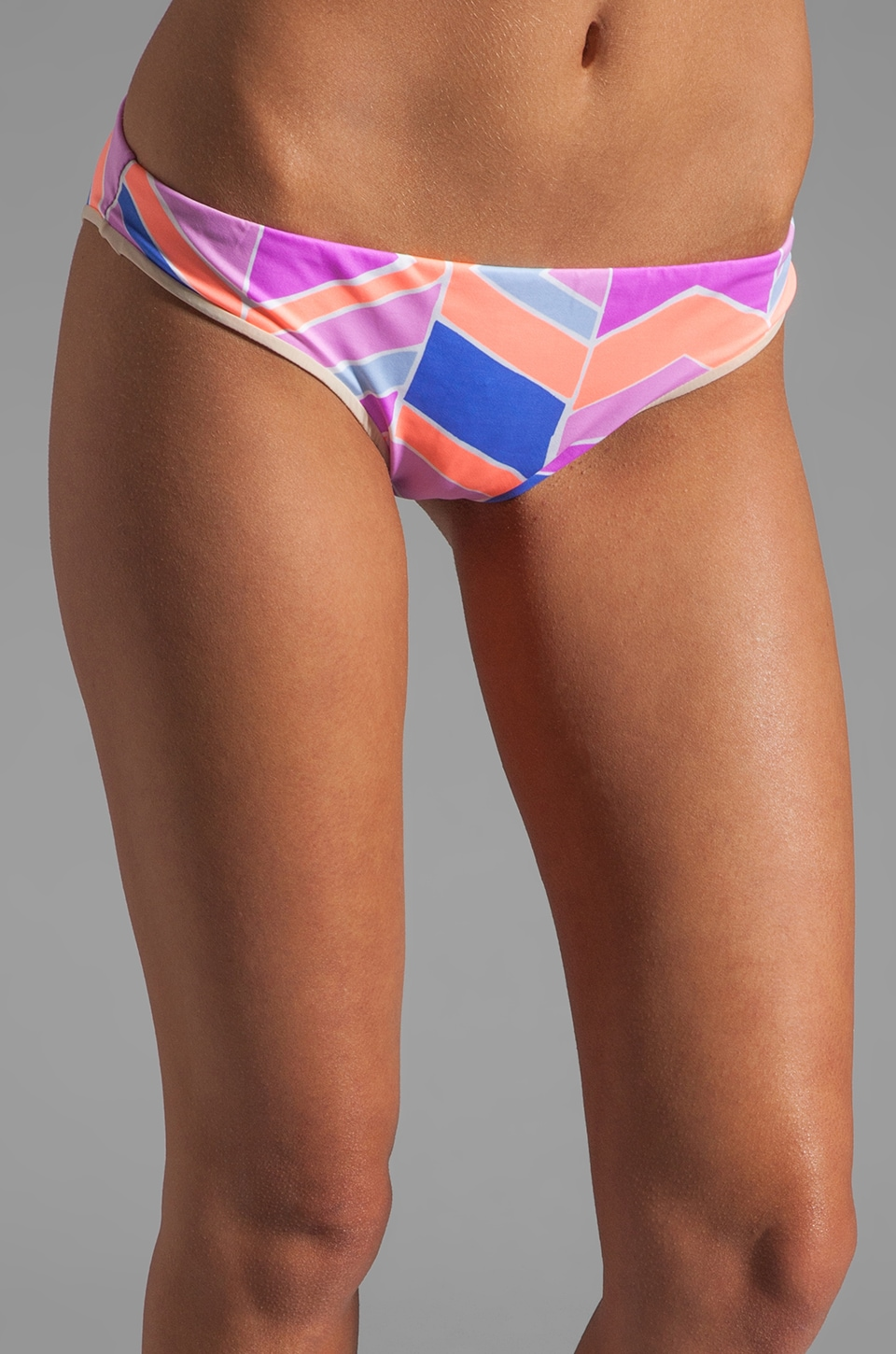 zinke Katie Bottoms in Orchid Chevron