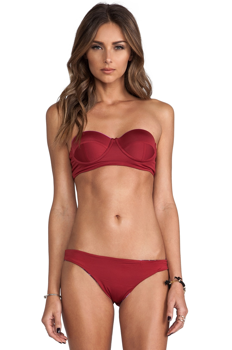 zinke Katie Bustier in Rio Red