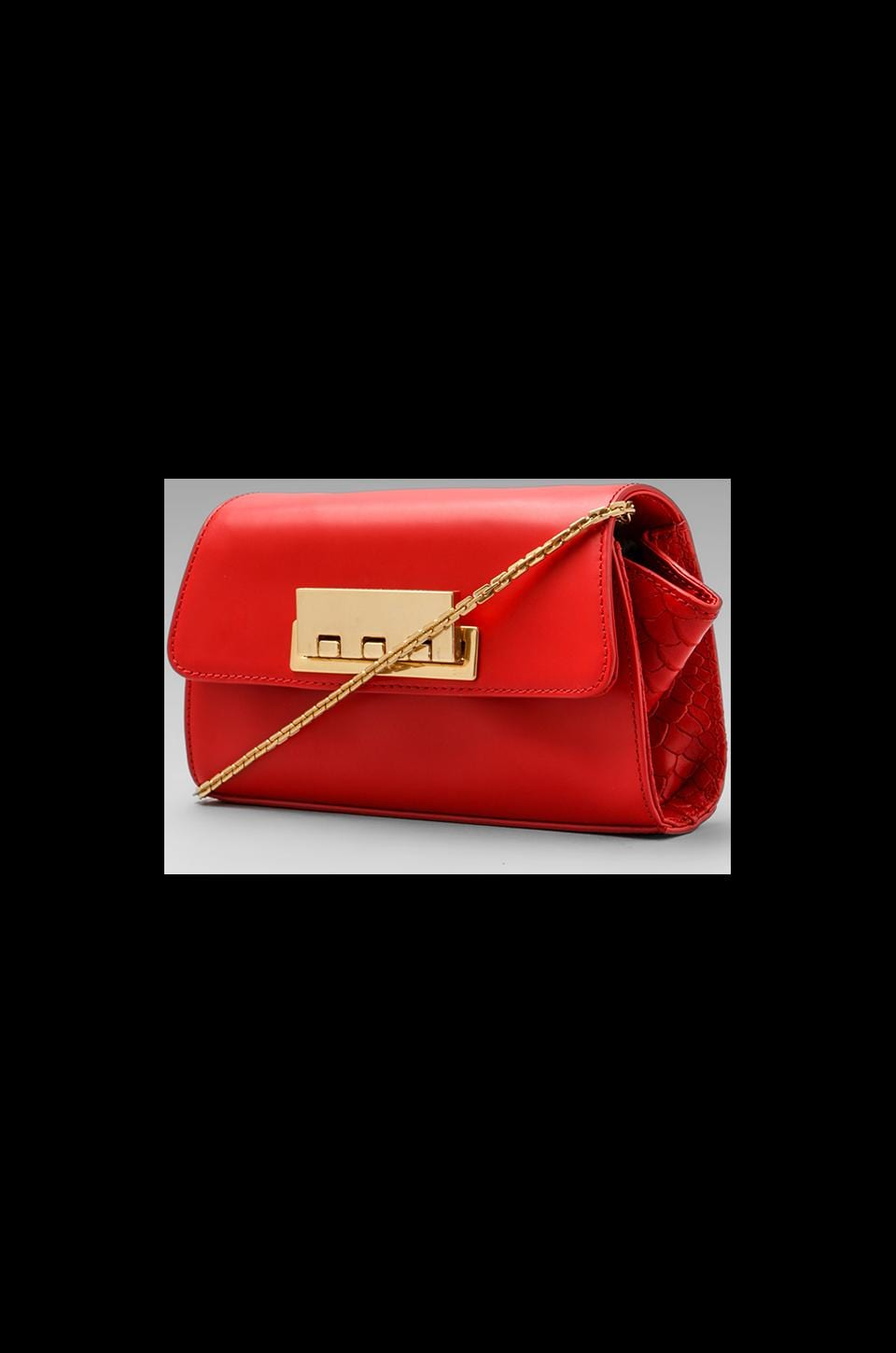 Z Spoke by Zac Posen Eartha Crossbody in Poppy