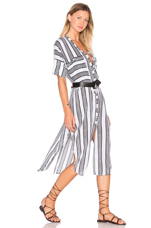 Blazing Shirt Dress by ZULU & ZEPHYR
